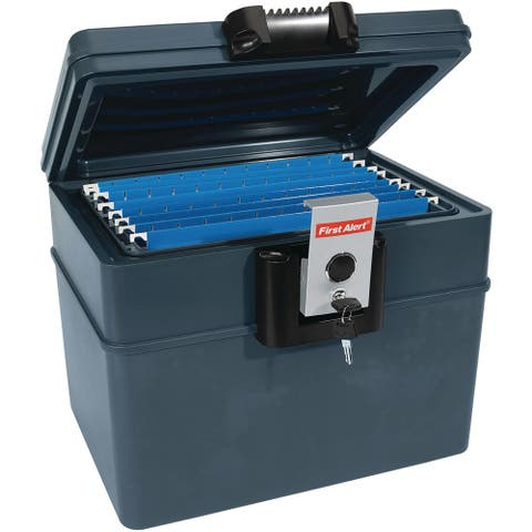First Alert .62 Cubic-ft Fire & Water File Chest