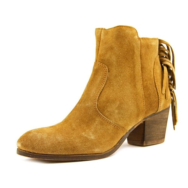 Matisse Espana Round Toe Suede Ankle Boot