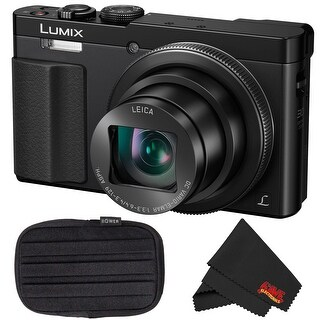 Panasonic Lumix DMC-ZS50 Digital Camera Bundle