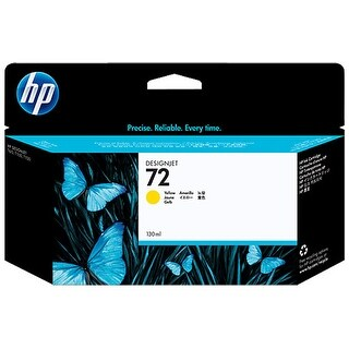 Hewlett Packard C9373A HP 72 Yellow Ink Cartridge - Yellow - Inkjet - 1 Each