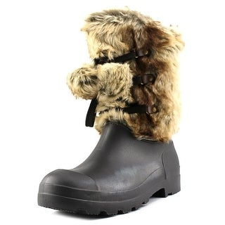 Dirty Laundry Picca Women Round Toe Canvas Winter Boot