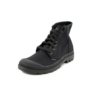 Palladium Pampa Hi Round Toe Canvas Boot
