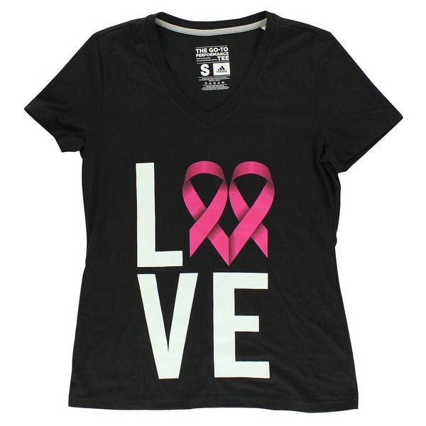 Adidas breast cancer awarness shirts