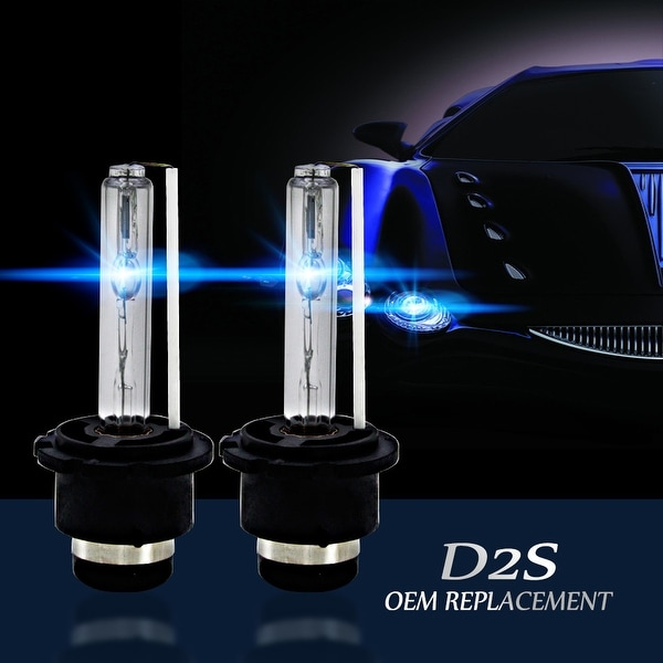 4300k/5000K/6000K/8000K/10000K/12000K D2S D2R D2C HID Xenon Bulbs Replace/Replacement Factory HID Headlight Pair. Opens flyout.