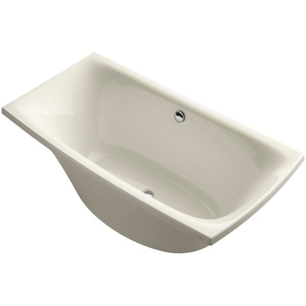 Shop Kohler K 14037 72 Quot X 36 Quot Freestanding Soaking Tub