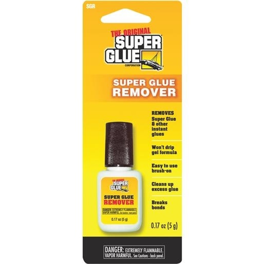 Pacer Technology .17Oz Super Glue Remover SGR Unit: EACH