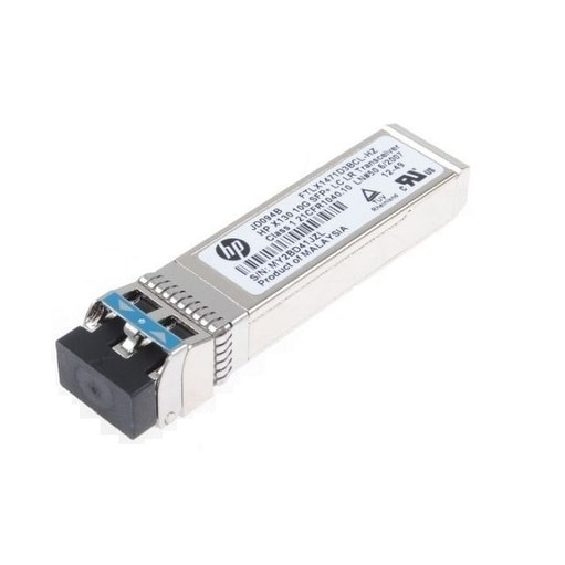 Hewlett Packard Enterprise - Hp X130 10G Sfp+ Lc Lr Transceiver