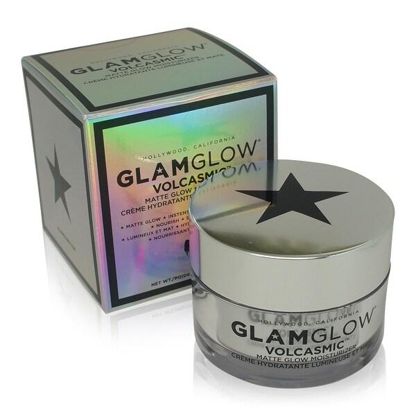Glamglow VOLCASMIC Instant Matte Glow. Deep Moisturizer with Nourishment 1.7 Oz