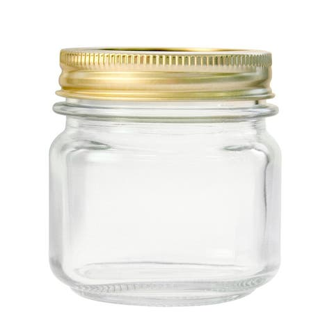 Anchor Hocking 10984 Home Canning Jars, 1/2 Pint, 12-Pack