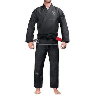 Hayabusa Lightweight Pearl Weave Jiu-Jitsu Gi - Black