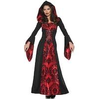 Underwraps Scarlet Mistress Adult Costume - Red/Black