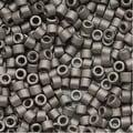 Miyuki Delica Seed Beads 11/0 Matte Silver Metallic DB321 7.2 Grams - Thumbnail 0
