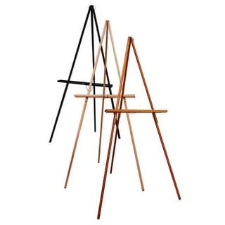 Art Alternatives - Display Easels - Black