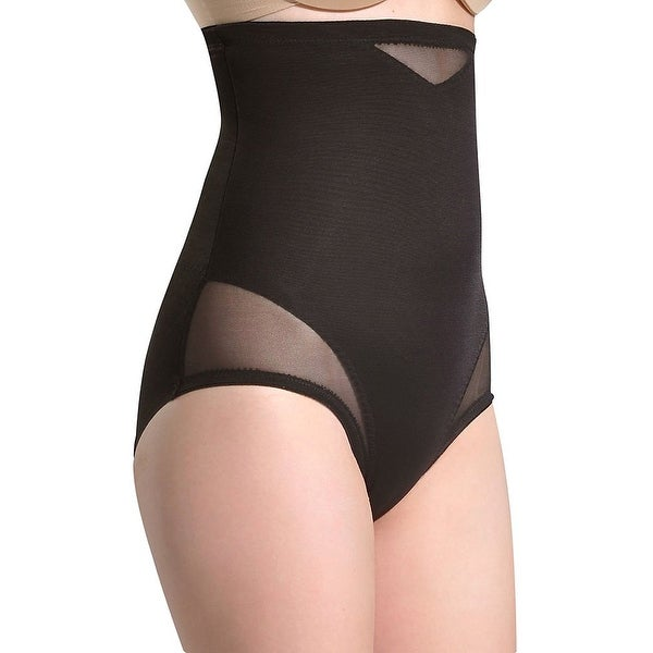 e0daf7c4c Shop Miraclesuit Black Womens Size Small S Firm-Control Briefs Shapewear -  On Sale - Free Shipping On Orders Over  45 - Overstock - 27094619
