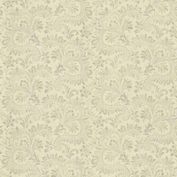Brewster TLL01381 Sycamore Blue Paisley Wallpaper - Blue Paisley