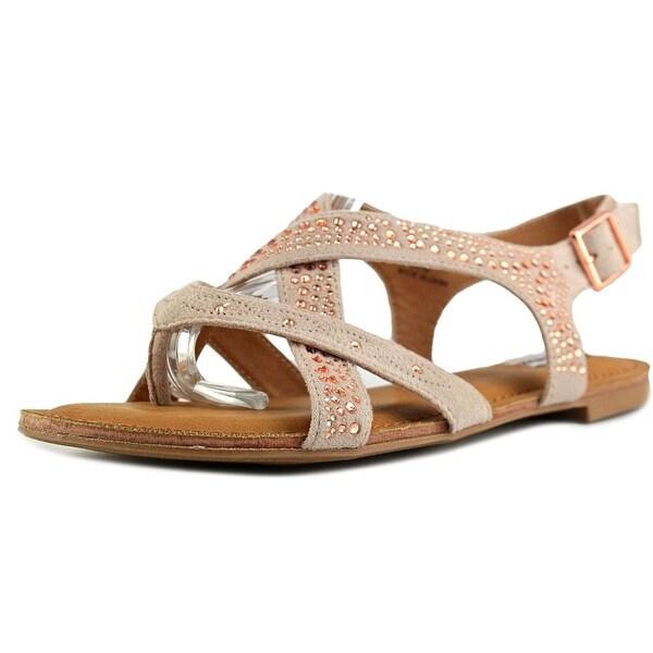 Not Rated Ubiquitious Women Blush Sandals