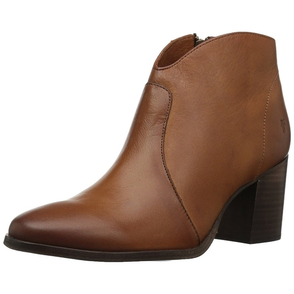 07fb853f23d Shop FRYE Women's Nora Zip Short Ankle Boot - Free Shipping Today ...