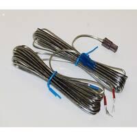 OEM Samsung Speaker Wire Originally Shipped With: HTE6500W, HT-E6500W, HTE6730W, HT-E6730W, HTF5500W, HT-F5500W