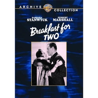 Breakfast For Two DVD Movie 1937