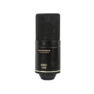 Monoprice Large Diaphragm Condenser USB Microphone
