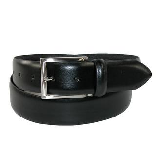 Sharp Men's Italian Leather 1 3/8 Inch Padded Dress Belt