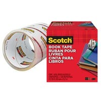 3M Scotch Bookbinding Tape 4V X 15 Yds