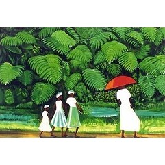 ''Daughters'' by Bernard Hoyes Limited Editions Art Print (23 x 30 in.)