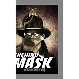 Behind The Mask (1946) DVD Movie 1946