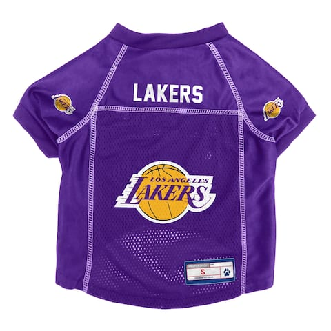 Los Angeles Lakers Pet Jersey Size S