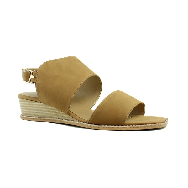 bab8d065ab2 Shop VANELi Womens Joey Brown Sandals Size 9 - On Sale - Free ...