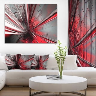 Link to Fractal 3D Deep into Middle - Abstract  Art Canvas Print Similar Items in Intimates