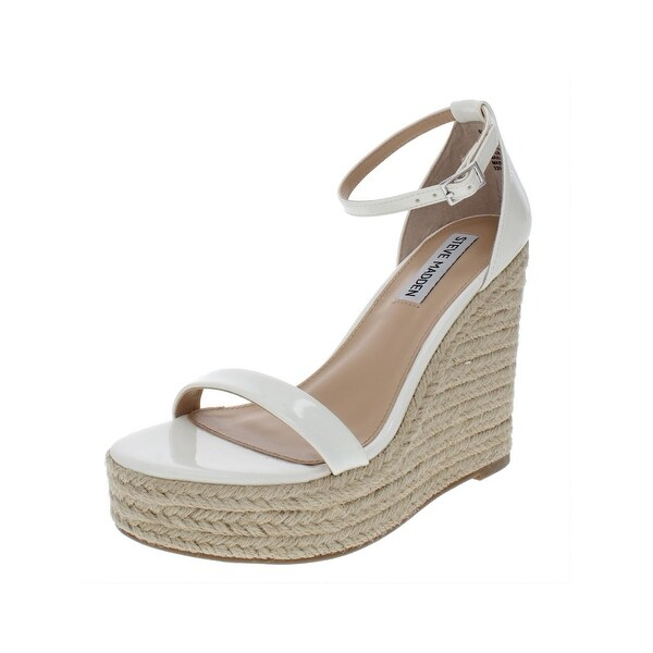 c170b994b18 Shop Steve Madden Womens Survive Wedges Padded Insole Espadrille ...