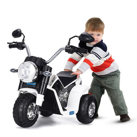 3 Wheel Mini Motorcycle for Kids,Toys for Boys & Girls Car - 8' x 11'