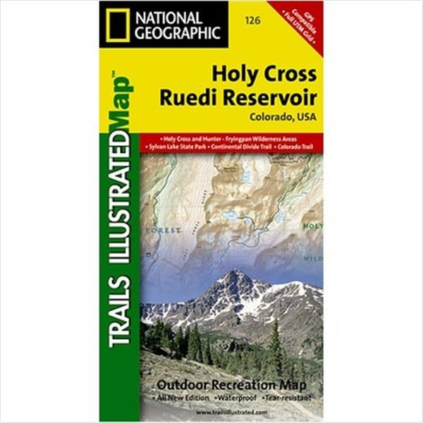 Shop National Geographic Maps TI00000126 Holy Cross - Reudi ...