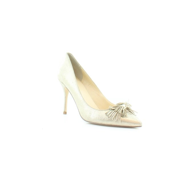 Ivanka Trump Dirent Women's Heels Gold