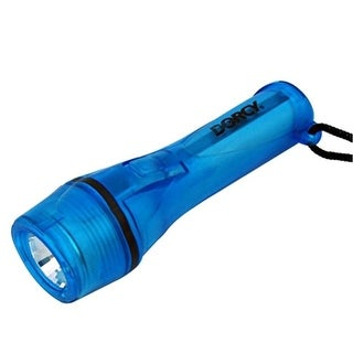 Dorcy 41-2952 2AA LED Rubber Flashlight