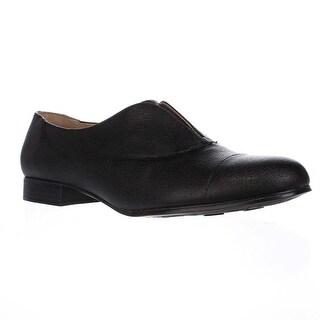 naturalizer Carabell Slip-On Oxfords, Black