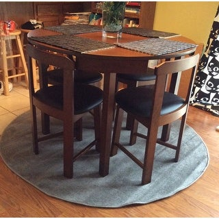 Harrisburg Tobey Compact Round Dining Set