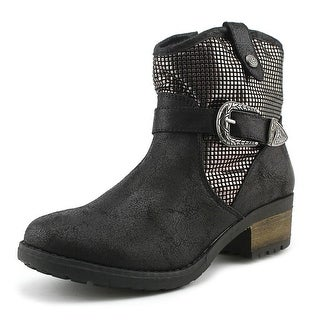 Dolce by Mojo Moxy Bratty Women Round Toe Synthetic Western Boot