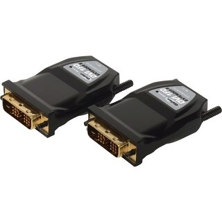 """Gefen EXT-DVI-FM15 Gefen Module Extends DVI up to 3300 feet - 1 Input Device - 1 Output Device - 3300 ft Range - 1 x DVI In - 1"