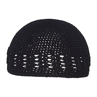 Shop White Crochet Beanie Skull Cap Hat Free Shipping On Orders
