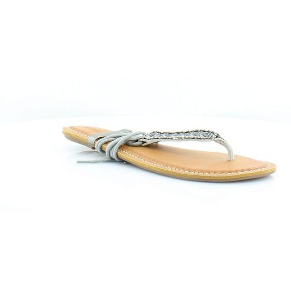 Roxy Caspian Women's Sandals & Flip Flops Silver