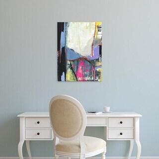 Easy Art Prints Jodi Fuchs's 'Walking Through II' Premium Canvas Art