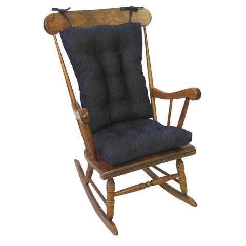Tyson XL Rocking Chair Cushion Set