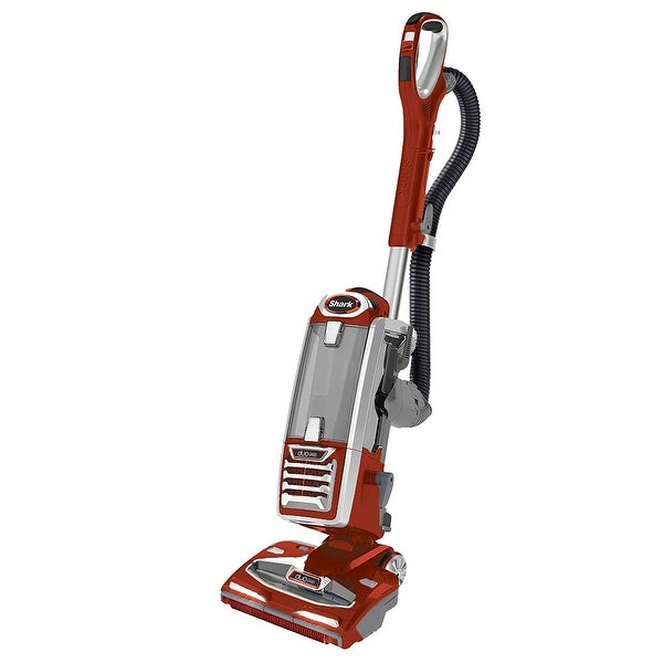 Shop Shark Nv801 Duoclean Powered Lift Away Vacuum Red