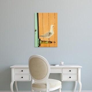 Easy Art Prints David Wall's 'Unknown' Premium Canvas Art