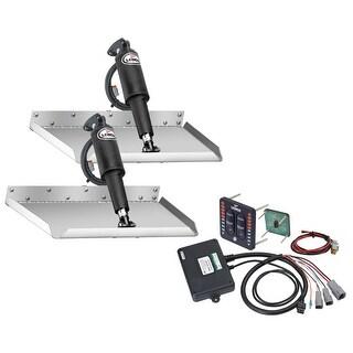 Lenco 12 X12 Edgemount Kit W Indicator Switch 15110 103
