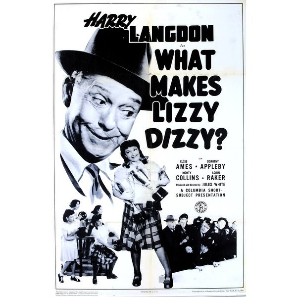 de85980641 Shop What Makes Lizzy Dizzy Still - Free Shipping On Orders Over  45 ...