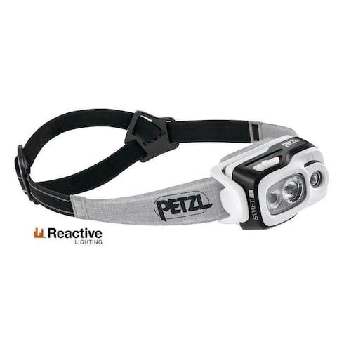 Petzl Swift RL 900 Lumens Rechargeable Headlamp
