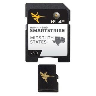 """Humminbird SmartStrike MidSouth States 2018 Software"""